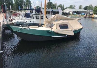 Visserman Zeeschouw, Zeiljacht Visserman Zeeschouw te koop bij Wehmeyer Yacht Brokers