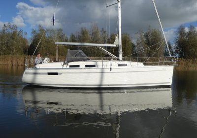 Bavaria 32 Cruiser, Zeiljacht Bavaria 32 Cruiser te koop bij Wehmeyer Yacht Brokers