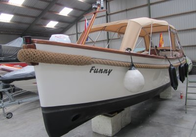Sloep Harding Funny, Sloep Sloep Harding Funny te koop bij Wehmeyer Yacht Brokers