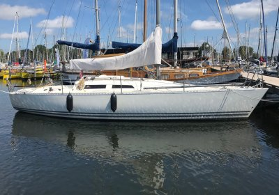 FF 95 F&F Boats, Zeiljacht FF 95 F&F Boats te koop bij Wehmeyer Yacht Brokers
