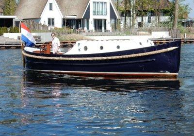 Van Dam & Weinholt Sloep Kajuitsloep, Sloep Van Dam & Weinholt Sloep Kajuitsloep te koop bij Wehmeyer Yacht Brokers