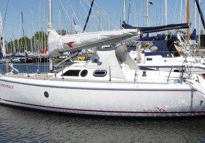 Etap 26-i, Zeiljacht Etap 26-i te koop bij Wehmeyer Yacht Brokers