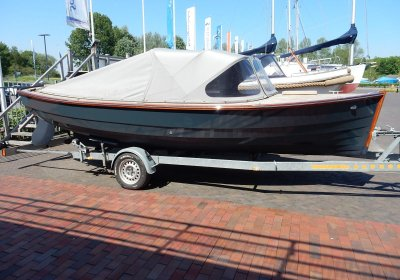 Aquarius Sloep 625 + Trailer, Sloep Aquarius Sloep 625 + Trailer te koop bij Wehmeyer Yacht Brokers