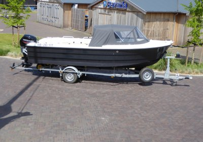 Smartliner 21 Cuddy Visboot, Sloep Smartliner 21 Cuddy Visboot te koop bij Wehmeyer Yacht Brokers