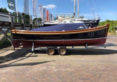 Eilers Sloep 720 Type Kapiteinssloep, Sloep Eilers Sloep 720 Type Kapiteinssloep te koop bij Wehmeyer Yacht Brokers