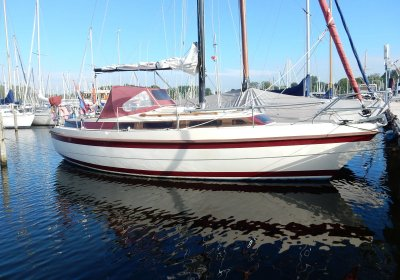 Compromis 909, Zeiljacht Compromis 909 te koop bij Wehmeyer Yacht Brokers