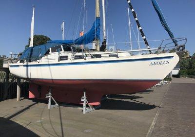 Fellowship 33, Zeiljacht Fellowship 33 te koop bij Wehmeyer Yacht Brokers