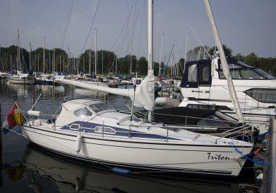 Dehler 25 CR, Zeiljacht Dehler 25 CR te koop bij Wehmeyer Yacht Brokers