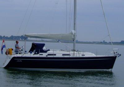 Hanse 341, Zeiljacht Hanse 341 te koop bij Wehmeyer Yacht Brokers