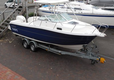 Karnic 2250 Bluewater, Speedboat and sport cruiser Karnic 2250 Bluewater te koop bij Wehmeyer Yacht Brokers