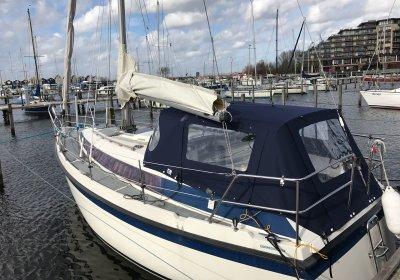 Compromis 888, Zeiljacht Compromis 888 te koop bij Wehmeyer Yacht Brokers