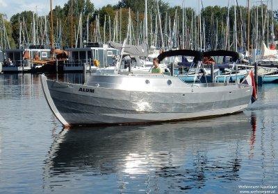Aluminium Sloep MLV, Sloep Aluminium Sloep MLV te koop bij Wehmeyer Yacht Brokers