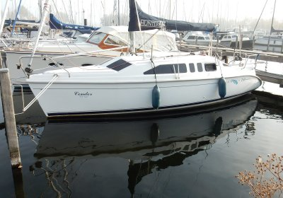 Hunter 260, Zeiljacht Hunter 260 te koop bij Wehmeyer Yacht Brokers
