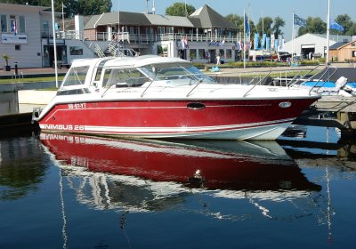 Nimbus 26 Epoca Coupe, Motor Yacht Nimbus 26 Epoca Coupe te koop bij Wehmeyer Yacht Brokers