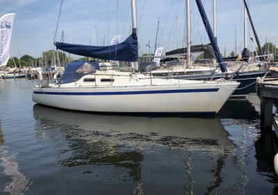 Hanse 291 - Aphrodite 29, Sailing Yacht Hanse 291 - Aphrodite 29 te koop bij Wehmeyer Yacht Brokers