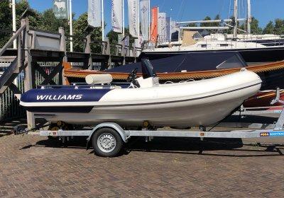 Williams 460 Sportjet, Sloep Williams 460 Sportjet te koop bij Wehmeyer Yacht Brokers
