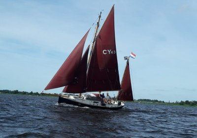 Cornish Yawl 24, Zeiljacht Cornish Yawl 24 te koop bij Wehmeyer Yacht Brokers