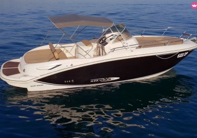 Mano Marine 23.10 W.A., Speed- en sportboten Mano Marine 23.10 W.A. te koop bij Wehmeyer Yacht Brokers