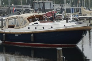 Langenberg Vlet 9.60, Motorjacht  - Wehmeyer Yacht Brokers