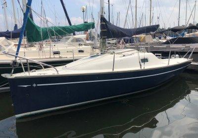 Jeanneau Sun 2000, Zeiljacht for sale by Wehmeyer Yacht Brokers