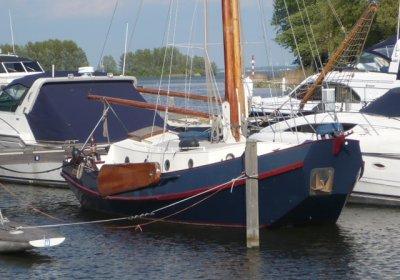 Zeeschouw De Plaete 9.60, Plat- en rondbodem, ex-beroeps zeilend Zeeschouw De Plaete 9.60 te koop bij Wehmeyer Yacht Brokers
