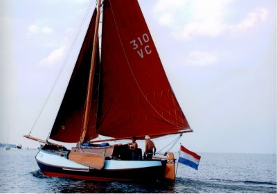 Vollenhovense Bol , Zeiljacht VOLLENHOVENSE BOL te koop bij Wehmeyer Yacht Brokers