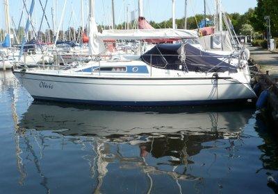 Dehler 28, Zeiljacht Dehler 28 te koop bij Wehmeyer Yacht Brokers