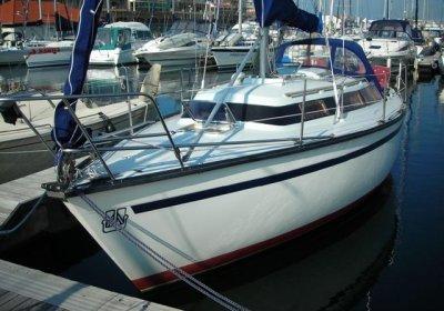Dufour 2800, Zeiljacht Dufour 2800 te koop bij Wehmeyer Yacht Brokers