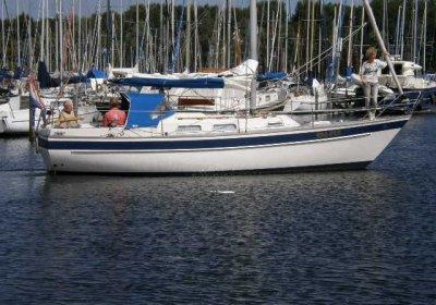 Hallberg Rassy 29, Zeiljacht Hallberg Rassy 29 te koop bij Wehmeyer Yacht Brokers