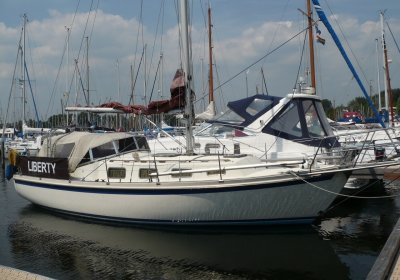 Fellowship 33, Zeiljacht Fellowship 33 te koop bij Wehmeyer Yacht Brokers