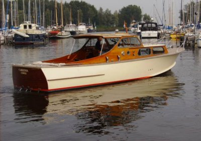 Falmouth Boat, Motorjacht Falmouth Boat te koop bij Wehmeyer Yacht Brokers