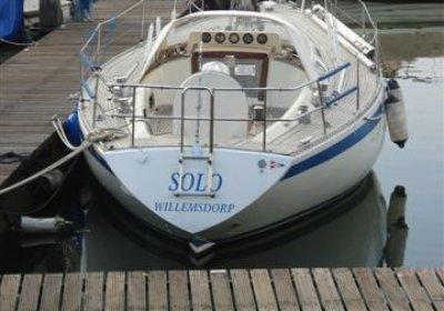 Sweden Yachts 34, Zeiljacht Sweden Yachts 34 te koop bij Wehmeyer Yacht Brokers