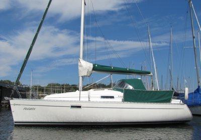 Beneteau Oceanis 281, Zeiljacht Beneteau Oceanis 281 te koop bij Wehmeyer Yacht Brokers