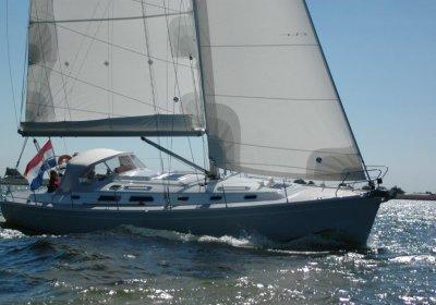 Hanse 411 2/3 Cabin, Zeiljacht Hanse 411 2/3 Cabin te koop bij Wehmeyer Yacht Brokers