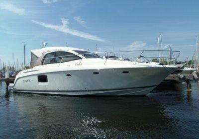 Jeanneau 38 S Prestige, Motorjacht Jeanneau 38 S Prestige te koop bij Wehmeyer Yacht Brokers