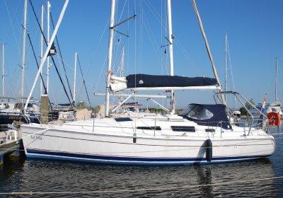 Hunter 33, Zeiljacht Hunter 33 te koop bij Wehmeyer Yacht Brokers