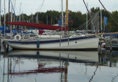 Pilot Cutter 30 - Cornish Crabber, Zeiljacht Pilot Cutter 30 - Cornish Crabber te koop bij Wehmeyer Yacht Brokers