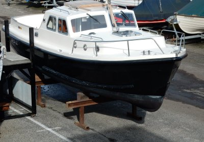 ONJ 770 Loodsboot, Sloep ONJ 770 Loodsboot te koop bij Wehmeyer Yacht Brokers