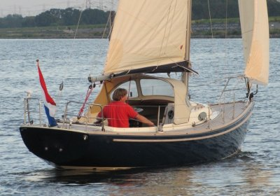 Saffier 800 Bodenseezulassung, Zeiljacht Saffier 800 Bodenseezulassung te koop bij Wehmeyer Yacht Brokers