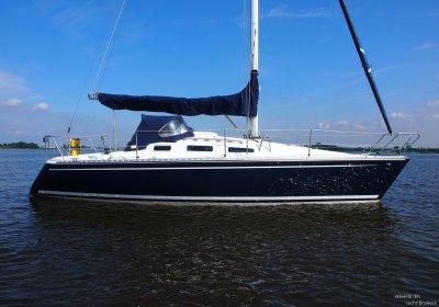 Hanse 301, Zeiljacht Hanse 301 te koop bij Wehmeyer Yacht Brokers
