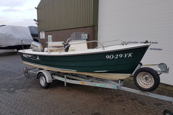 , Open motorboot en roeiboot  for sale by DEBA Marine
