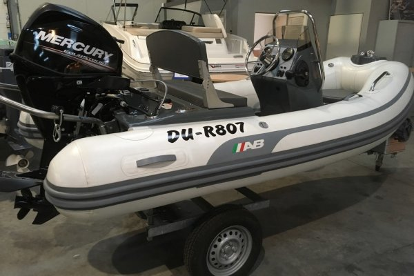 , RIB en opblaasboot  for sale by DEBA Marine
