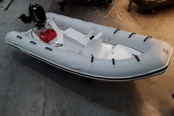 , RIB en opblaasboot  for sale by DEBA Marine