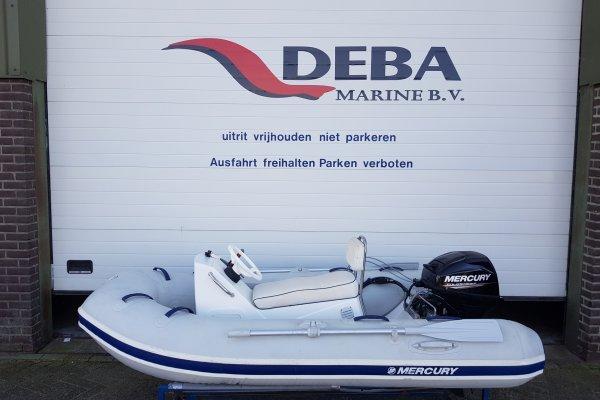 ,RIB en opblaasboot for sale byDEBA Marine