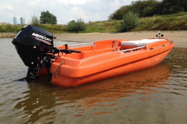 ,Open motorboot en roeiboot for sale byDEBA Marine