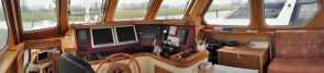 BROESDER 1840 PILOTHOUSE Varen/Wonen Photo 7