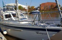 Nauticat 35 Decksalon, Motorjacht Nauticat 35 Decksalon for sale by Schepenkring Hattem