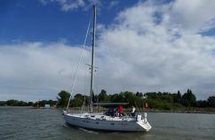 Jeanneau Sun Odyssey 42, Sailing Yacht Jeanneau Sun Odyssey 42 for sale by Schepenkring Hattem