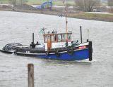 Sleepboot METJE Incl Certificaat, Ex-professionele motorboot Sleepboot METJE Incl Certificaat hirdető:  Schepenkring Hattem