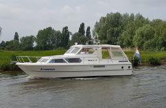 Nidelv 28 HT CLASSIC, Motorjacht Nidelv 28 HT CLASSIC te koop bij Schepenkring Hattem